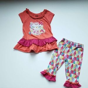 Toddler girls outfit